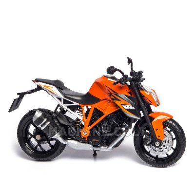 Miniatura KTM 1290 Super Duke R - 1:18 Welly