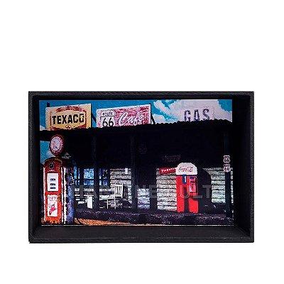 Expositor de Miniaturas 10x15cm - MD2