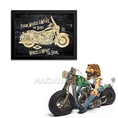 Combo para presentear Motociclista - 9