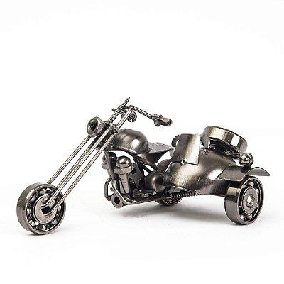 Miniatura Moto - Sidecar