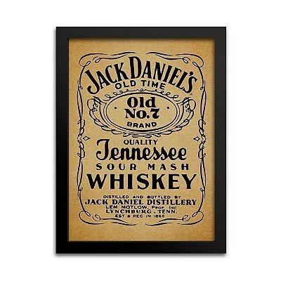 Quadro Jack Daniel's