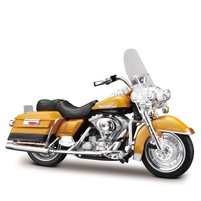Miniatura Harley-Davidson Road King - 1999 Bicolor - Maisto 1:18