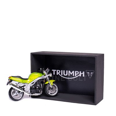 Miniatura Triumph Speed Triple - Maisto 1:18