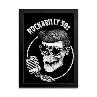 Quadro Rockabilly