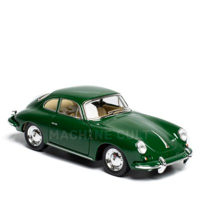 Miniatura Porsche 356 B Carrera 2 Verde - 1:40