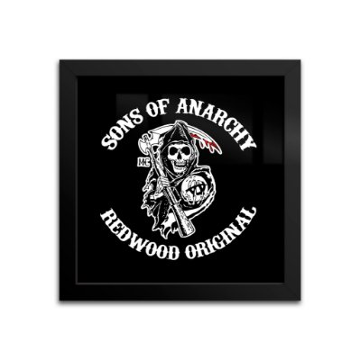 Quadro Sons of Anarchy - SOA