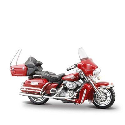 Miniatura Harley-Davidson 2005 FLHTCUI Ultra Classic Electra Glide - Maisto 1:24