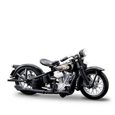 Miniatura Harley-Davidson 1936 EL Knucklehead - Maisto 1:24