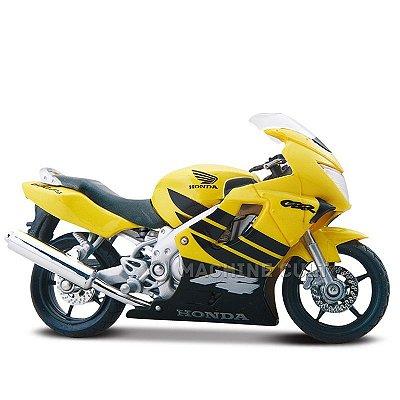Miniatura Honda CBR 600 F4 Maisto 1:18