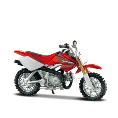 Miniatura Honda CRF 50cc Maisto 1:18