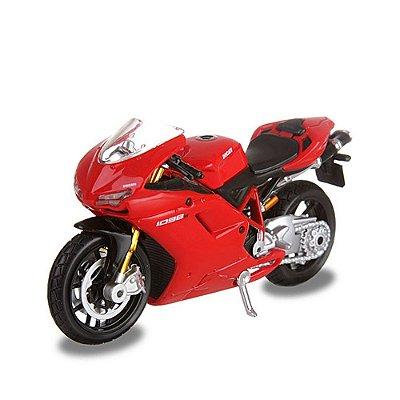 Miniatura Ducati 1098S Maisto 1:18