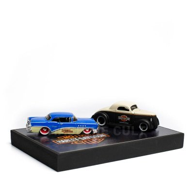 Miniaturas de Carros com Expositor - KIT 29