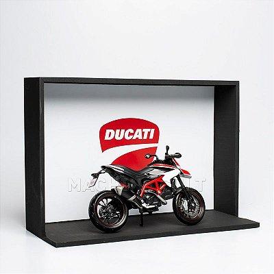 Kit Miniatura Ducati com Expositor - 35