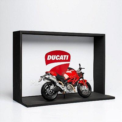 Kit Miniatura Ducati com Expositor - 36