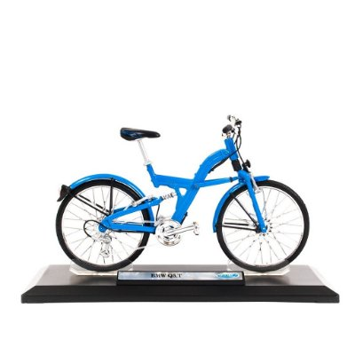 Miniatura Bicicleta BMW Q5.T - Welly 1:10
