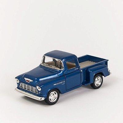 Miniatura Caminhonete Chevy Stepside 1955