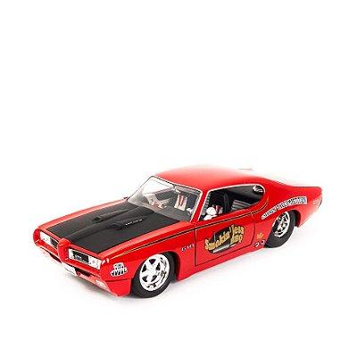 Miniatura Pontiac GTO Judge 1969 - Jada 1:24