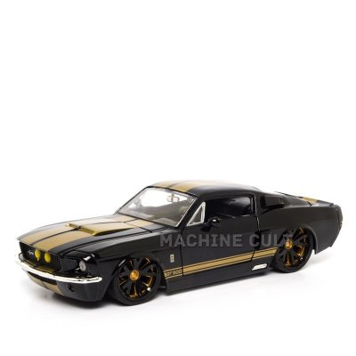 Miniatura Shelby GT-500 1967 - Jada 1:24