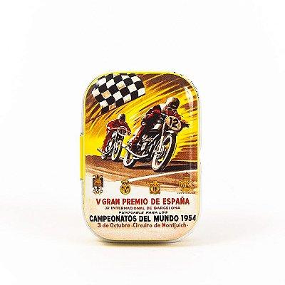 Lata Decorativa - V Gran Prêmio Espanhã