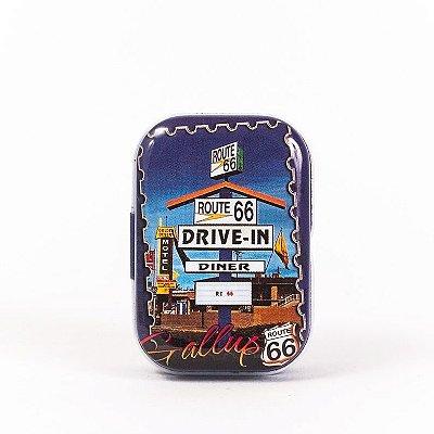 Lata Decorativa - Route 66 Diner
