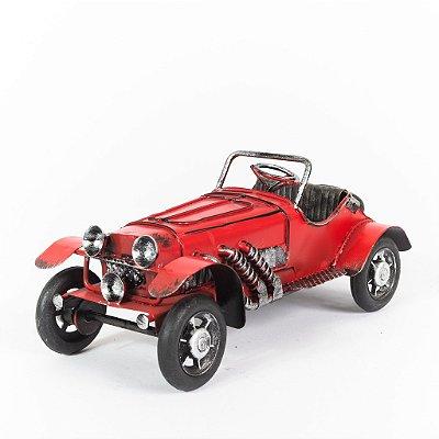 Miniatura Bugatti Antigo