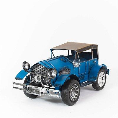 Miniatura Carro de Lata Antigo