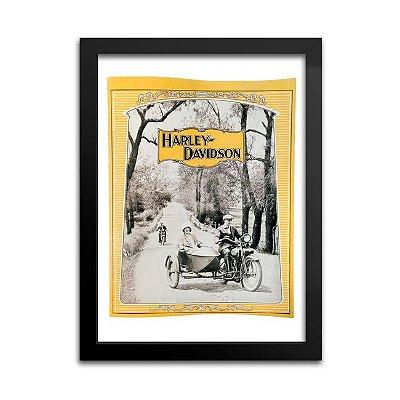 Quadro Decorativo Harley-Davidson - 1925