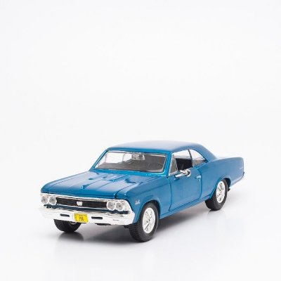 Miniatura 1966 Chevrolet Chevelle SS 396 - Maisto - 1:24