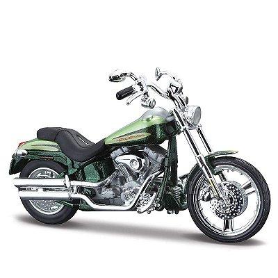 Miniatura Harley-Davidson 2004 FXSTDSE2 CVO - Maisto 1:18