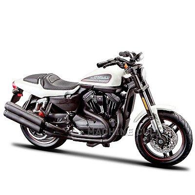 Miniatura Moto Harley-Davidson 2011 XR 1200X Maisto 1:18
