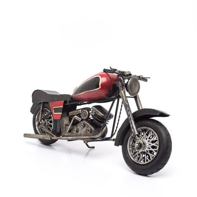 Miniatura Moto Café Racer