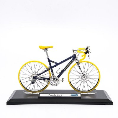Miniatura Bicicleta Porsche Bike R - Welly 1:10