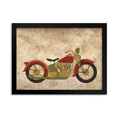 Painel Decorativo Moto