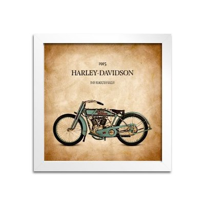 Quadro Moto Harley-Davidson 11KR Roadster Racer
