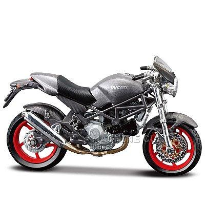 Miniatura Moto Ducati Monster S4