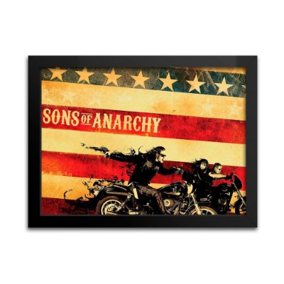 Poster Sons of Anarchy - Temporada 2