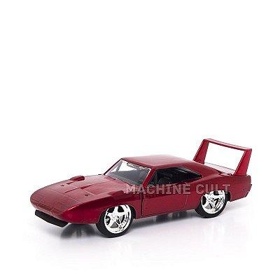 Miniatura Dodge Charger Daytona 1969 - Velozes e Furiosos 6 - Jada 1:32