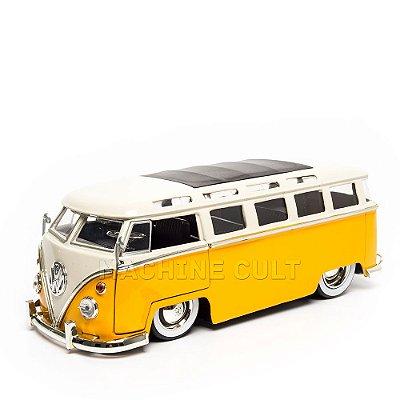Miniatura Perua Kombi VW 1962 - Jada 1:24
