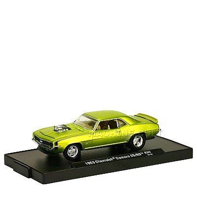 Miniatura 1969 Chevrolet Camaro SS/RS - M2 Machines 1:64