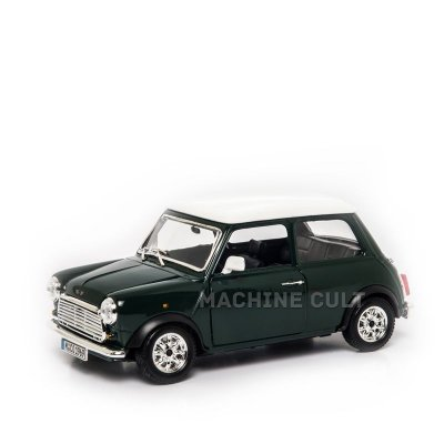 Mini Cooper Verde - Burago 1:24