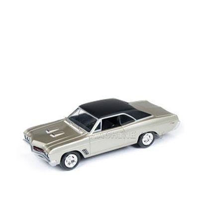 1967 Buick Gran Sport Cinza - Auto World 1:64