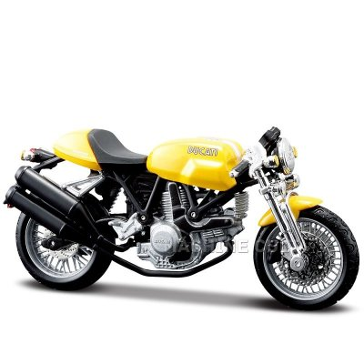 Miniatura Cafe Racer Ducati Sport 1000 - Maisto 1:18