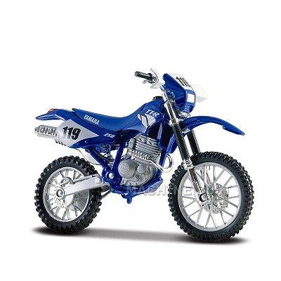 Miniatura Yamaha TT-R 250 - Maisto 1:18
