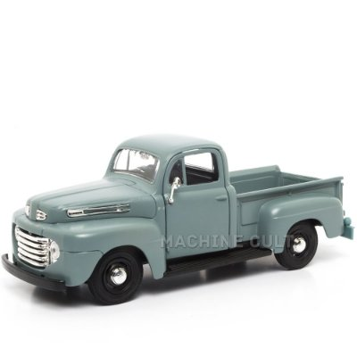 Miniatura 1948 Ford F-1 Pick Up Cinza - Maisto - 1:25