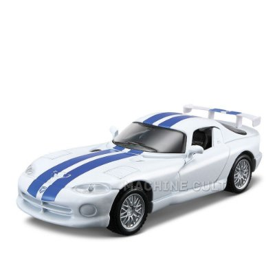 Dodge Viper GT2 - Power Racer - Maisto 1:39