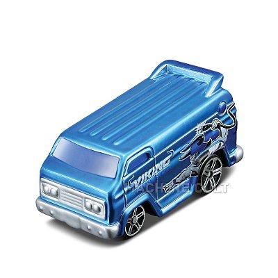 Vantasy Azul - Burnin Key Cars - Maisto 1:64