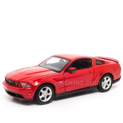 Miniatura 2011 Ford Mustang GT - Maisto 1:24