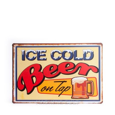 Placa Decorativa Cerveja