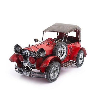 Miniatura Bentley Vermelho