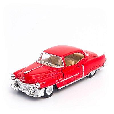 Miniatura Cadillac 1953 Serie 62 Vermelho 1:43